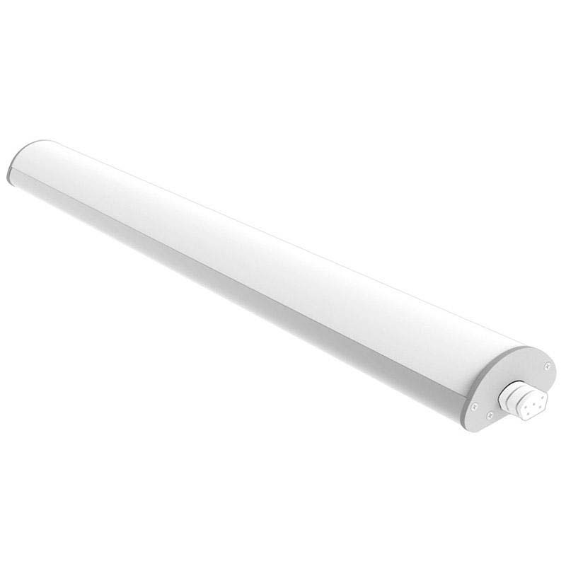 Campana lineal Industrial, IP65, 120cm, 40W, 120lm/w, Regulable, Blanco neutro, Regulable